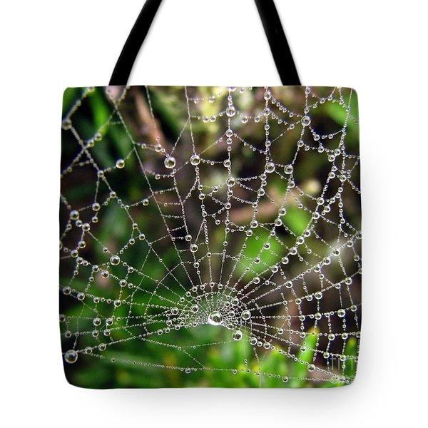 Pearls Tote Bag