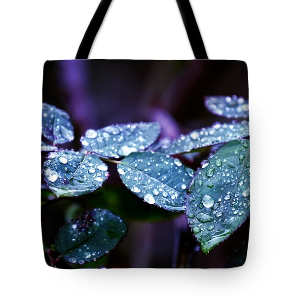 Pearls Of Nature Tote Bag