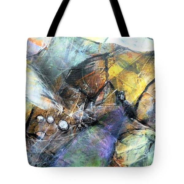 Pearls Of Wisdom Tote Bag