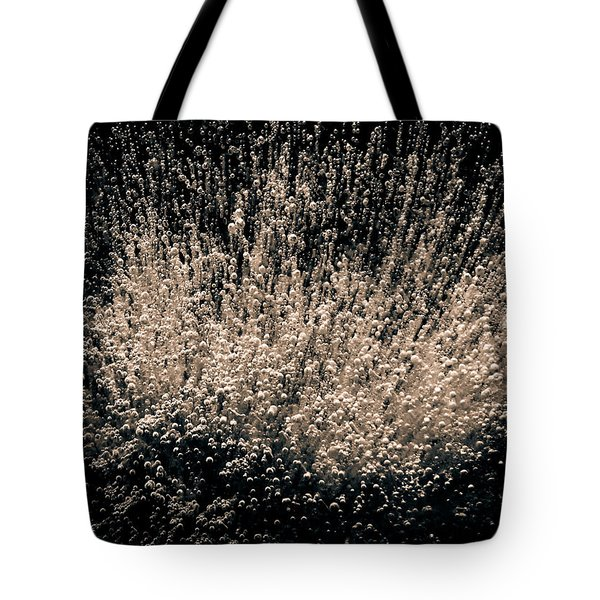 Tote Bag featuring the photograph Boundless Joy by Tom Vaughan