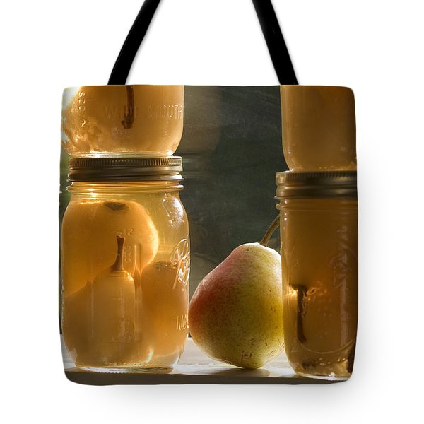 Pears Tote Bag by George Robinson