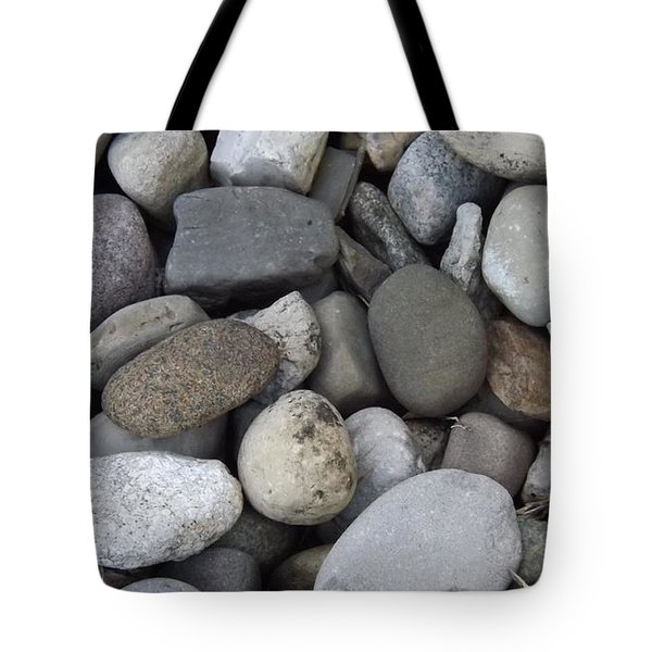 Pebbles 1 Tote Bag