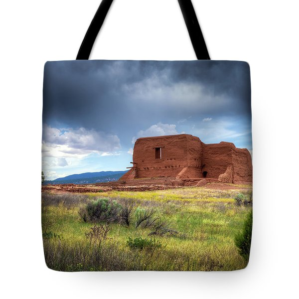 Pecos National Historical Park Tote Bag