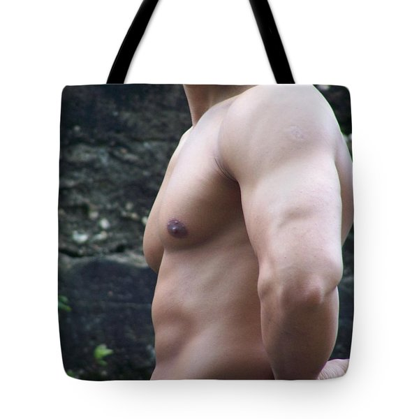 Pectacular Tote Bag by Jake Hartz