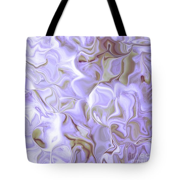 Tote Bag featuring the photograph Pedals Lavendar by Cindy Lee Longhini