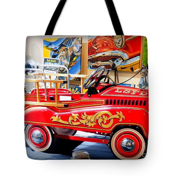 Peddle Car 1 Tote Bag