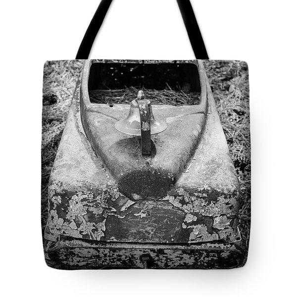 Peddle Car  Tote Bag