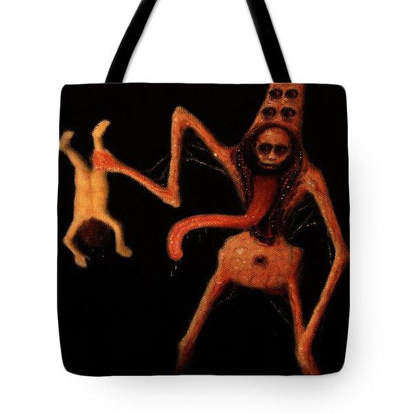 Violator Of Innocence - Artwork Tote Bag