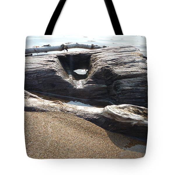 Tote Bag featuring the photograph Peekaboo by Gigi Dequanne