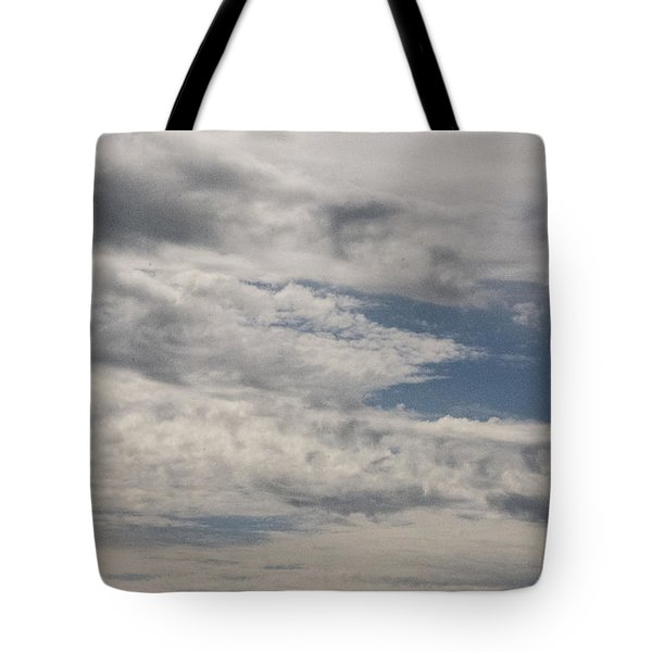 Peeking Sky Tote Bag
