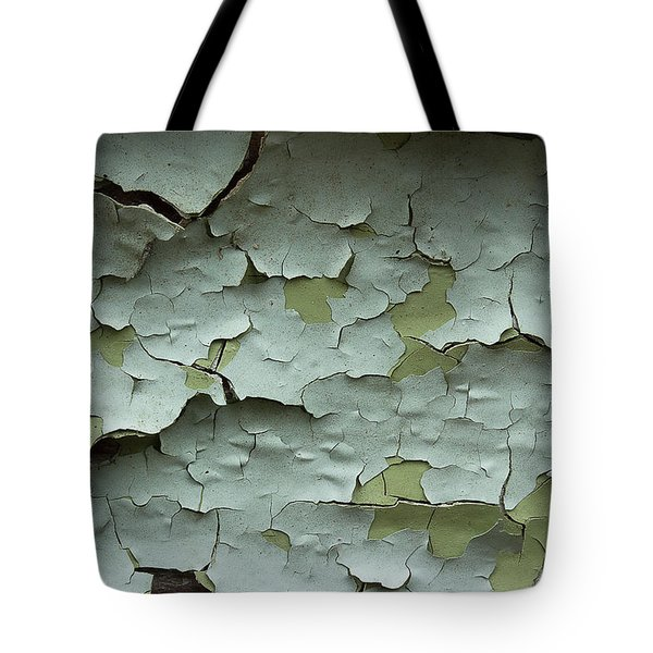 Tote Bag featuring the photograph Peeling 2 by Mike Eingle
