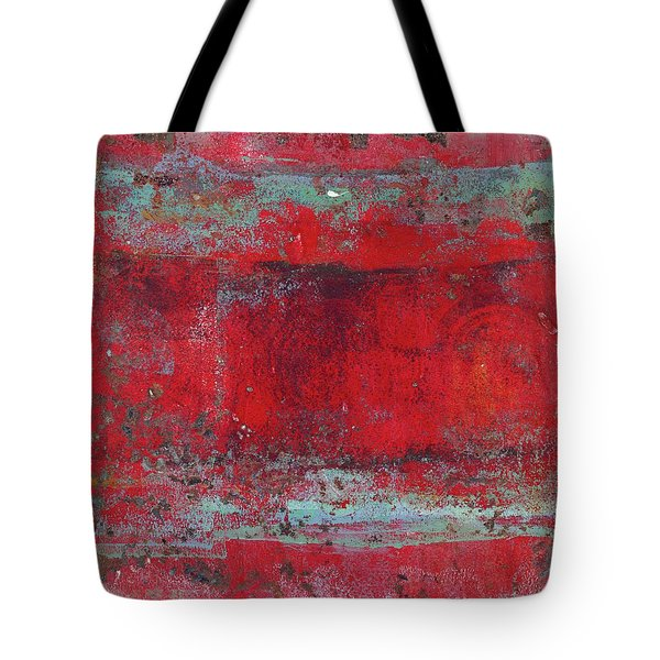 Peeling Wall Tote Bag