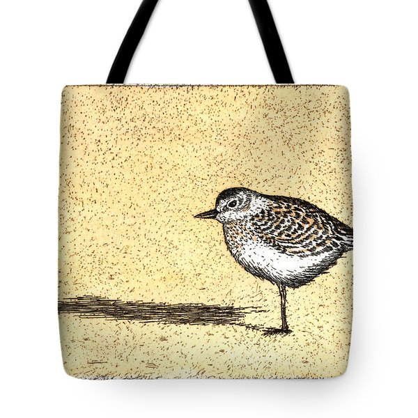 Peep Tote Bag by Charles Harden