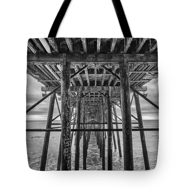 Peering From Below Tote Bag
