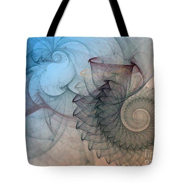 Pefect Spiral Tote Bag