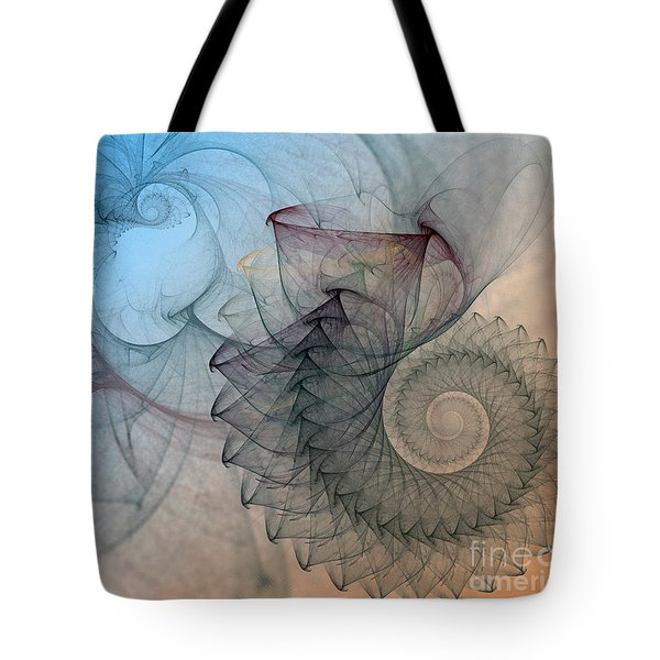 Pefect Spiral Tote Bag