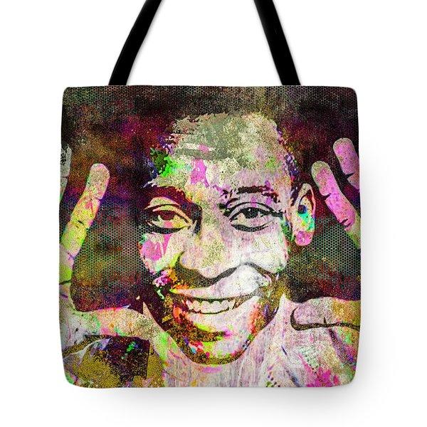 Pele Tote Bag by Svelby Art