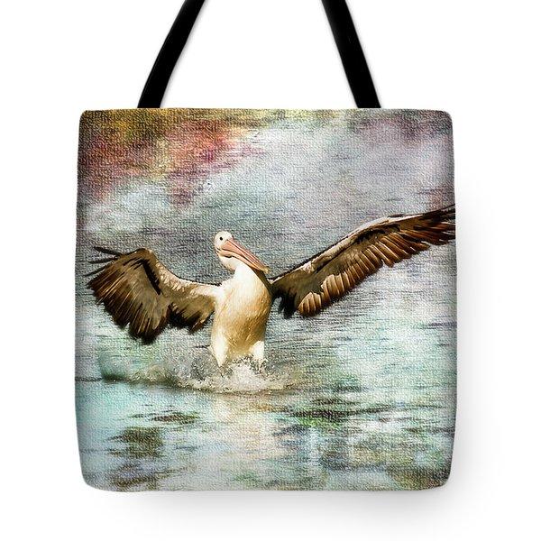Pelican Art 00174 Tote Bag