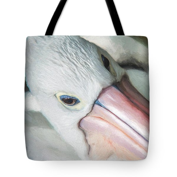 Pelican Brief   Go6 Tote Bag
