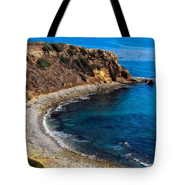 Pelican Cove Tote Bag by Ed Clark