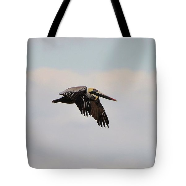 Pelican Flight Tote Bag by Al Powell Photography USA