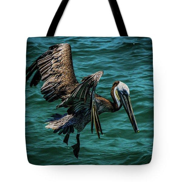Pelican Glide Tote Bag