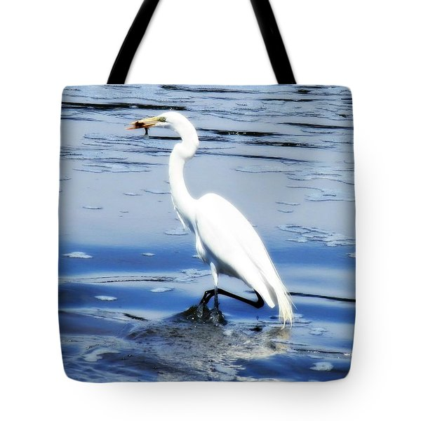Pelican In It's Glory Tote Bag