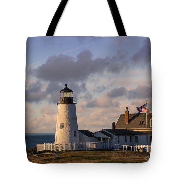 Pemaquid Morning Tote Bag