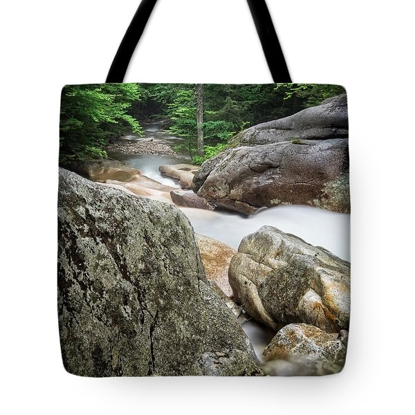 Pemi Above Basin Tote Bag