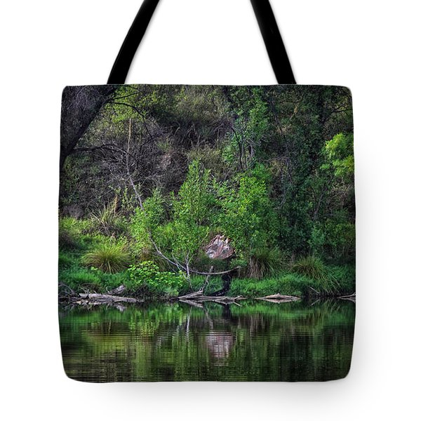 Pena Blanca Lake, Az Tote Bag