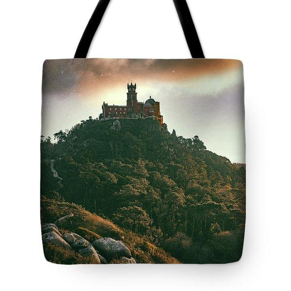 Pena Palace, Sintra Tote Bag