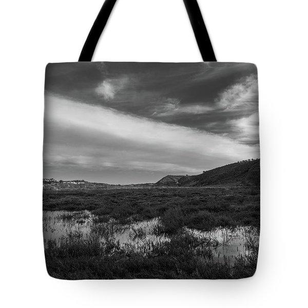Penasquitos Creek Marsh Tote Bag