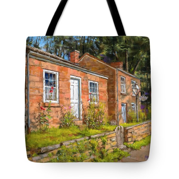 Pendarvis House Tote Bag