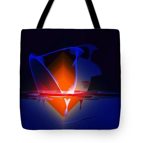Penman Original - 108 Tote Bag by Andrew Penman