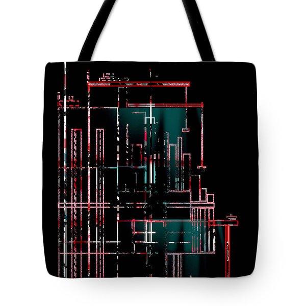Penman Original-159 Tote Bag by Andrew Penman