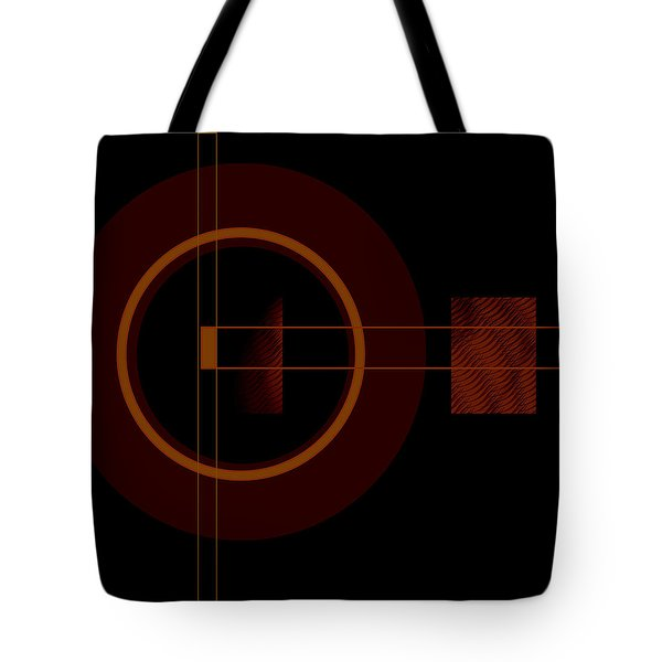 Tote Bag featuring the painting Penman Original-171a by Andrew Penman