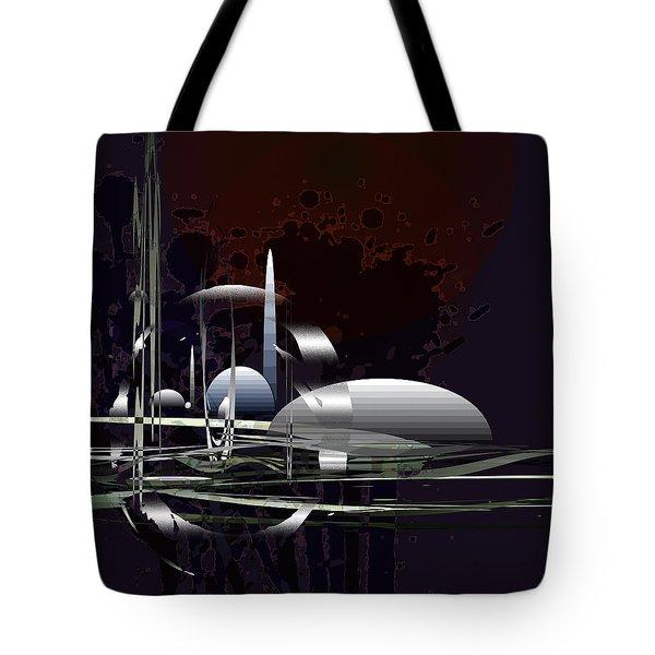 Penman Original-171b Tote Bag by Andrew Penman