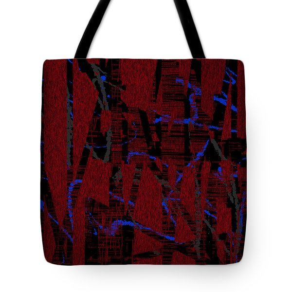 Tote Bag featuring the painting Penman Original-178 by Andrew Penman