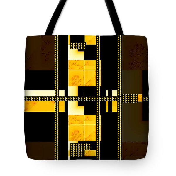 Penman Original-195 Tote Bag by Andrew Penman