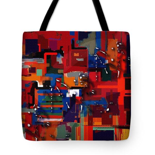 Penman Original-227 Tote Bag by Andrew Penman
