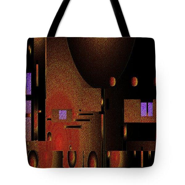 Penman Original-252 Tote Bag by Andrew Penman