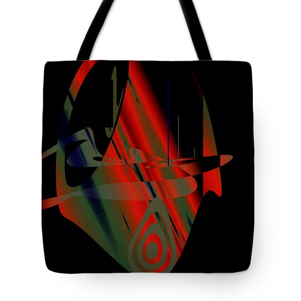 Tote Bag featuring the painting Penman Original-265- We Are All Ethnic by Andrew Penman