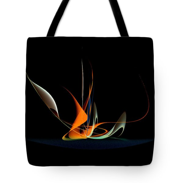 Penman Original-343 Exotic Melody Tote Bag by Andrew Penman