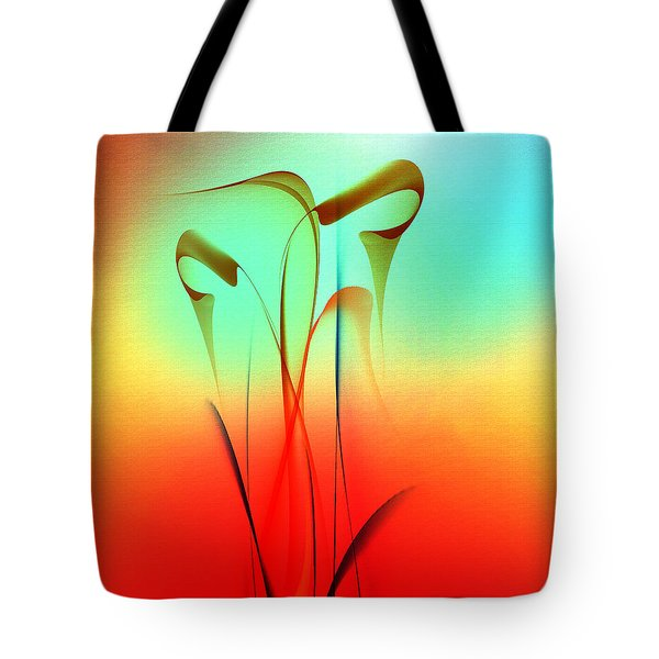 Penman Original- 398- Art For Peace Tote Bag by Andrew Penman