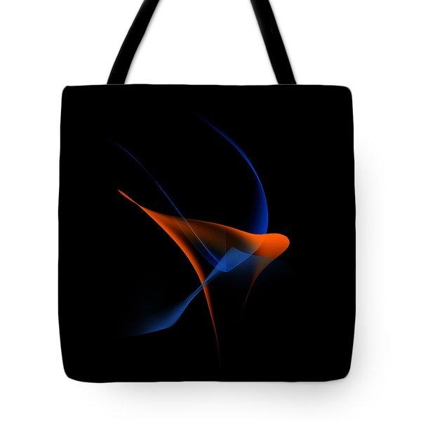 Penman Original-417- My Heart And Soul Tote Bag