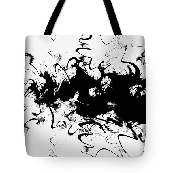 Penman Original-542 Manic Monday Tote Bag