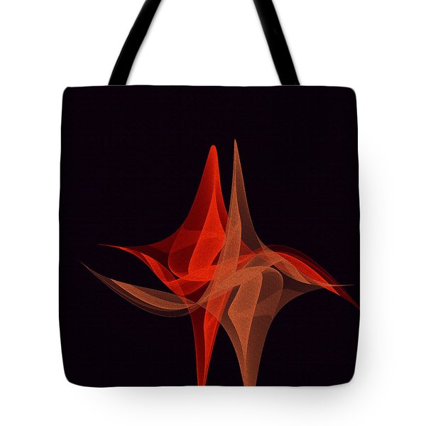 Tote Bag featuring the painting Penmanoriginal- 277 by Andrew Penman