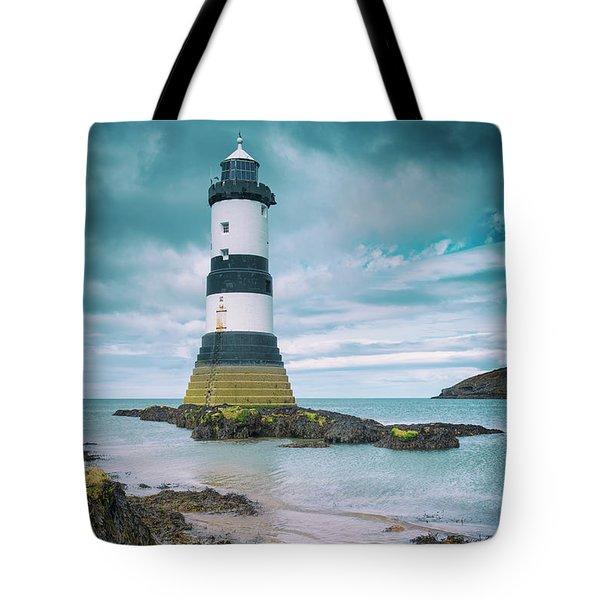 Penmon Point Tote Bag