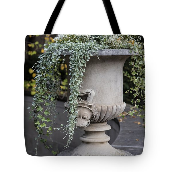 Penn State Flower Pot  Tote Bag by John McGraw