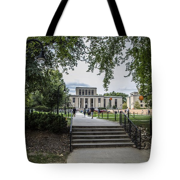 Penn State Library  Tote Bag